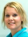 Dunja Borchardt, Zahnmedizinische Fachangestellte